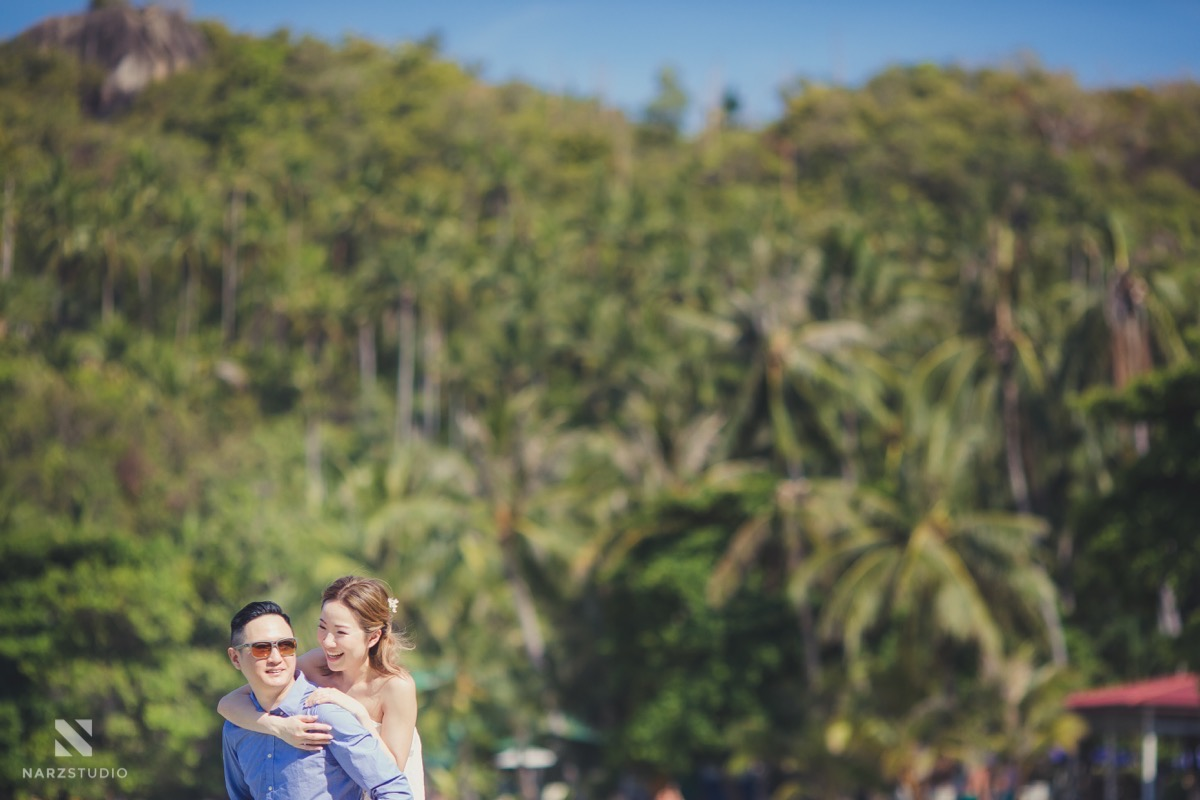 Tamako & Johnny engagement and prewedding photographer-thailand