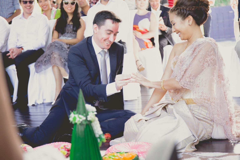 tradition thai wedding ceremony