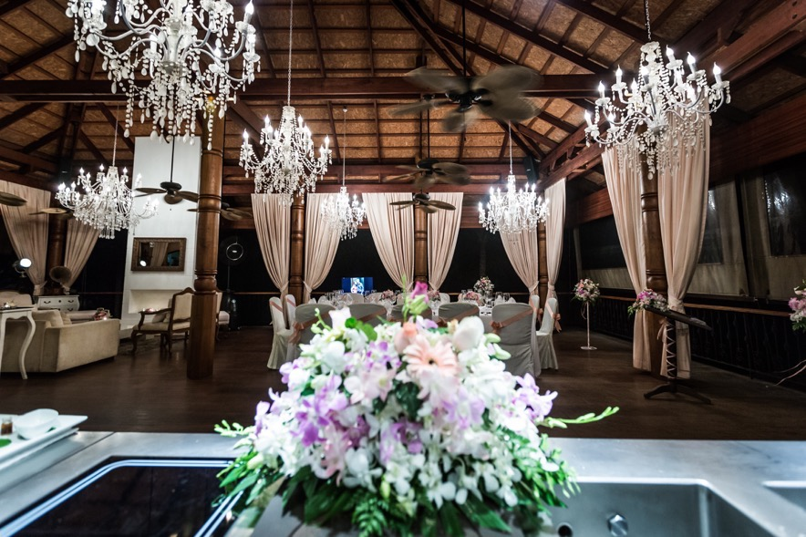 Boua & William Wedding at zazen samui