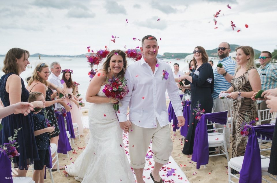 Janine & Rob | Kiwi Wedding in Koh Samui
