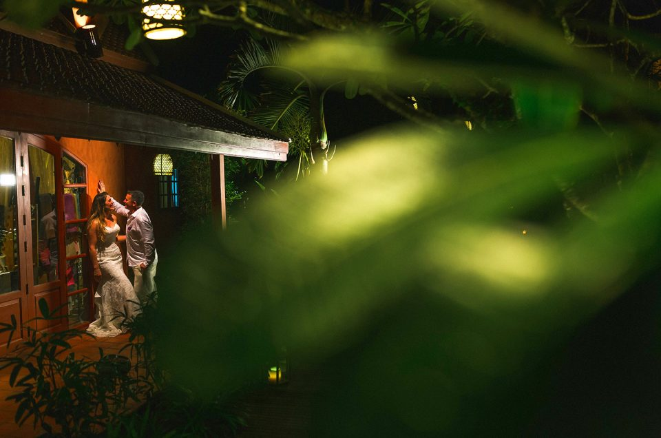 Janine & Rob | Destination Wedding Koh Samui