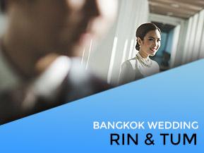 Rin & Tum | Church Wedding Bangkok