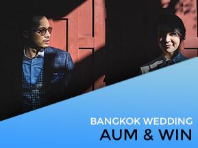 Aum & Win | Bangkok Wedding Cinematography