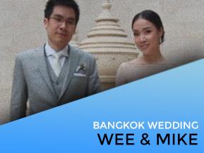 Wee & Mike | Bangkok Wedding Cinematography