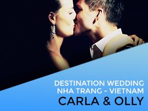 Carla & Olly | Wedding at Nha Trang-Vietnam