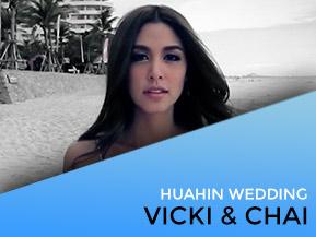 Vicki & Chai | Romantic Huahin Wedding Video