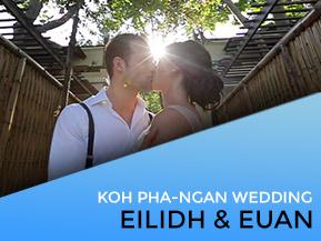 Eilidh & Euan | Wedding Koh Phangan