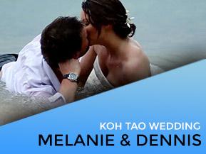 Melanie & Dennis | Koh Tao Wedding Video