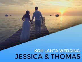 Jess & Thom  | Koh Lanta Wedding Video