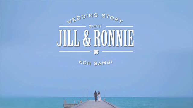 Jill & Ronnie Wedding | Intercontinental Koh Samui