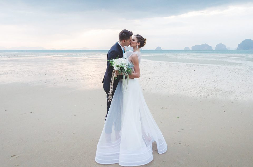 Andrea & Martin | Destination Wedding Krabi