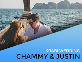 Chammy & Justin | Krabi Wedding Video
