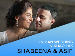 Shabeena & Asif | Indian Wedding in Khao Lak