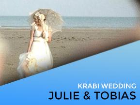 Julie & Tobias | Krabi Wedding Video