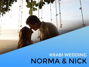 Norma & Nick | Krabi Wedding Video