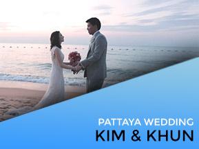 Kim & Khun | Romantic Wedding at Pattaya