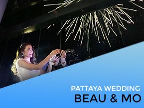 Beau & Mo | Elegant Wedding at Pattaya
