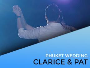 Clarice & Pat | Villa Wedding Phuket