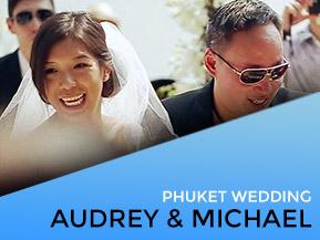 Audrey & Michael | Beach Wedding Phuket