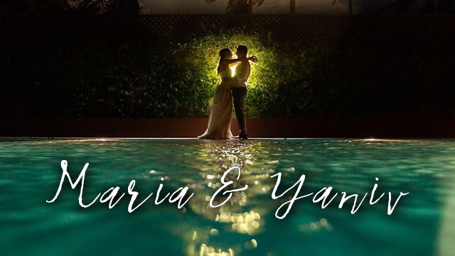 Maria & Yaniv Wedding Film Highlight