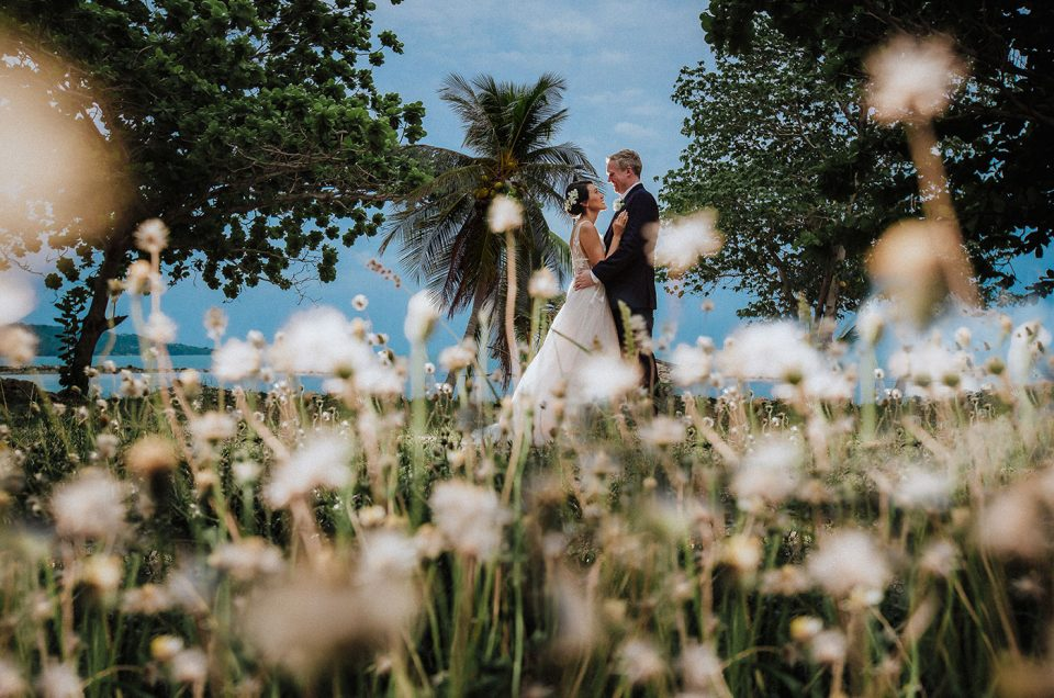 Jane & Graham | Villa wedding Koh Samui